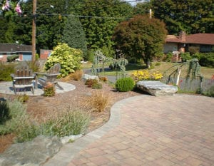 Landscapes by Linda - Mukilteo Landscape Design Project image